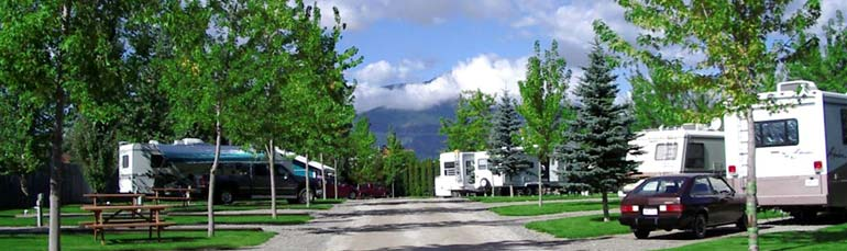 Pair A Dice RV Park and Campground - Creston British ...